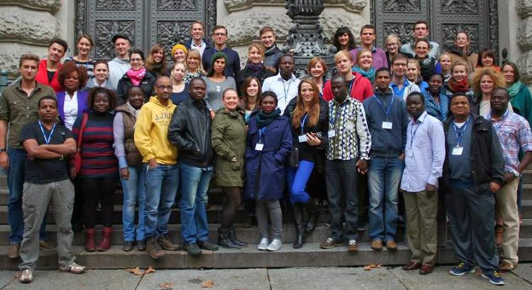 Teilnehmer der ANSA-Konferenz 2013 in Leipzig