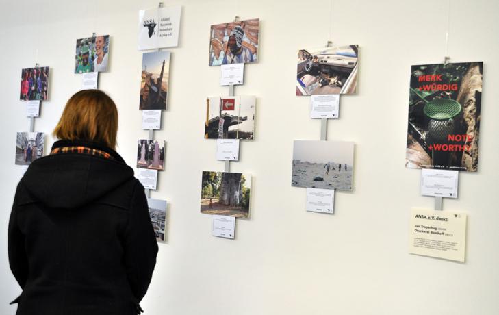 Ausstellung (Bild: Hochschule Osnabrück)