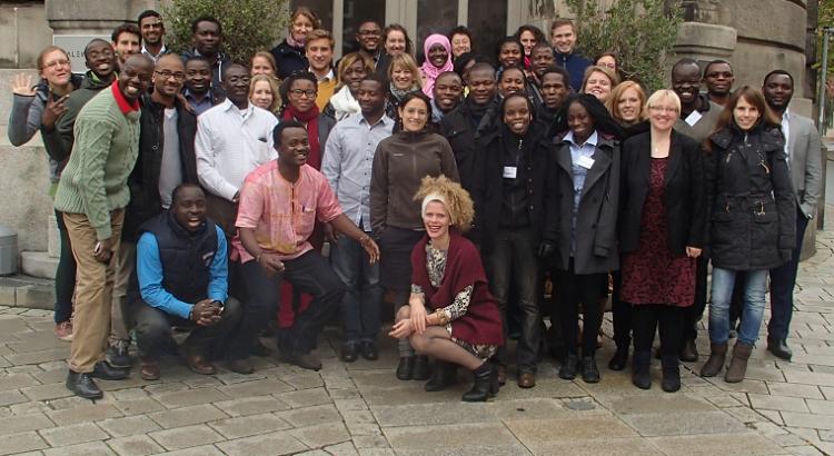 Alumni & Stipendiaten aus Deutschland & Afrika - Teilnehmer der ANSA Konferenz 2015
