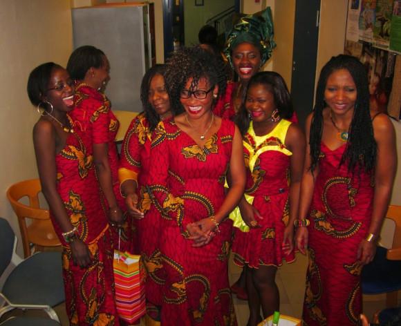 Modeschau des Afrikanischen Frauenvereins Emsland e.V.