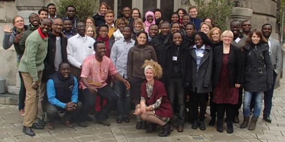 Teilnehmer der ANSA-Konferenz 2015 in Bayreuth