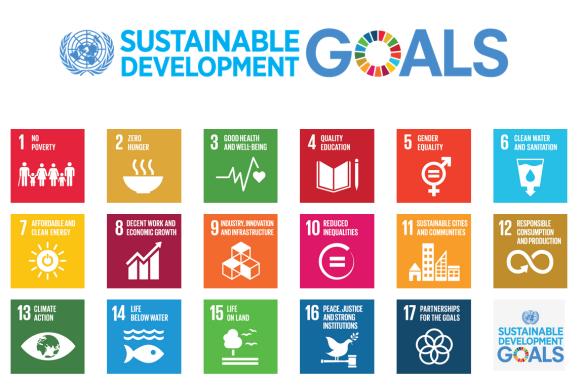 Die 17 Sustainable Development Goals (SDGs) ersetzen die acht Ziele der UN-Millenniumentwicklungsziele (MDGs).