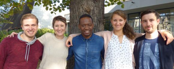 Alumni Netzwerk Subsahara Afrika - Vorstand 2016/2017