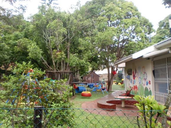 Kinderheim bzw. Transition Home in Durban Südafrika