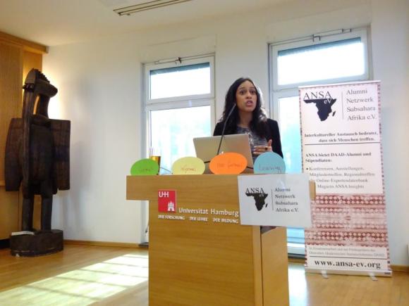 Persönlich vorgetragen: Keynote von Daniele Vieria zu Learning Cities