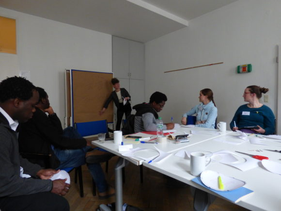 Skills Workshop zu Cycle syncing your work life