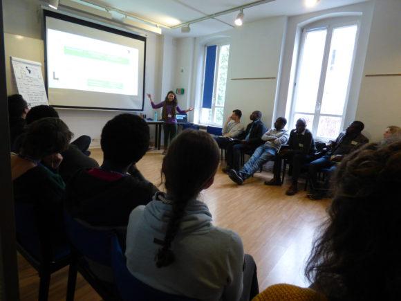 ANSAs arbeiten an der Weiterentwicklung der Vereinsaktivitäten