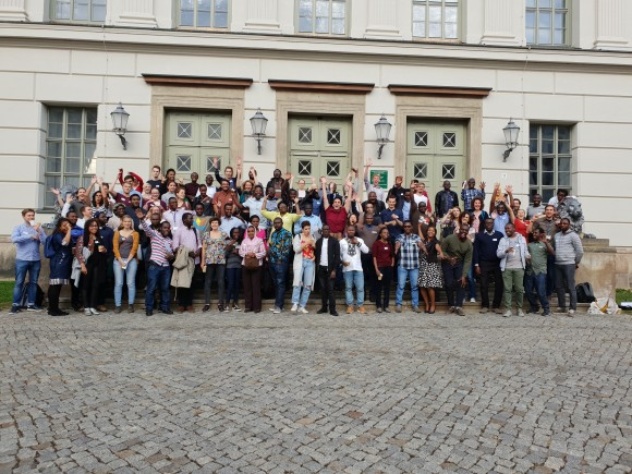 ANSA keeps on growing: Mit 90 Teilnehmenden war die Konferenz die bisher größte seit ANSAs Gründung 2011.
