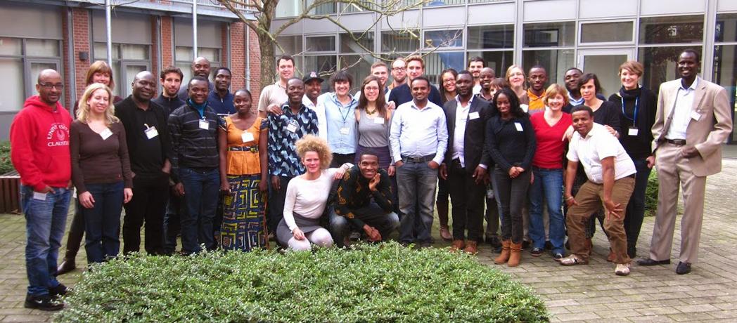 Teilnehmer ANSA-Konferenz Lingen