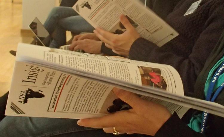 Beim Lesen der ANSA Insights