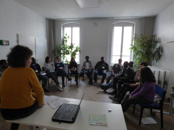 Skills Workshop zu Critical Whiteness