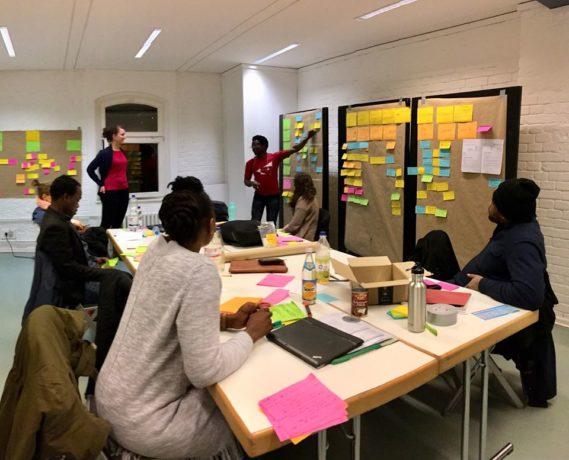 ANSA Design Thinking Workshop 2019